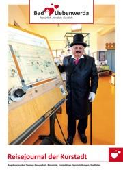 Titelbild Infobroschüre Bad Liebenwerda