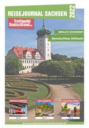 Titelbild Reisejournal Sachsen