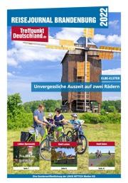 Titelbild Reisejournal Brandenburg